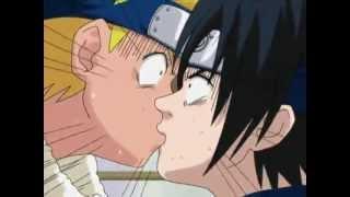 Naruto & Sasuke Kiss