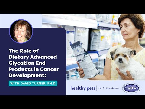 The Role of Dietary Advanced Glycation End Products in Cancer Development   With David Turner, Ph.D.