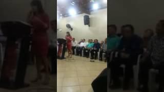 Cantora Jomhara -Tocou-me em Manaus.