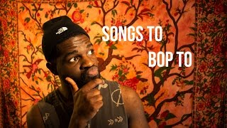 SONGS TO BOP TO | THE GOODIE BAG