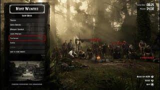 Red Dead Redemption 2 Online First Match Mvp