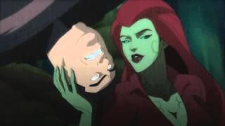 Posion Ivy from «Batman: Assault on Arkham»