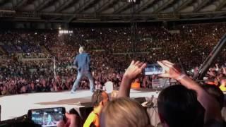 U2 🍀 Elevation - live, Rome 🇮🇹 2017