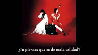 The White Stripes - The Hardest Button to Button (Subtitulada al español)