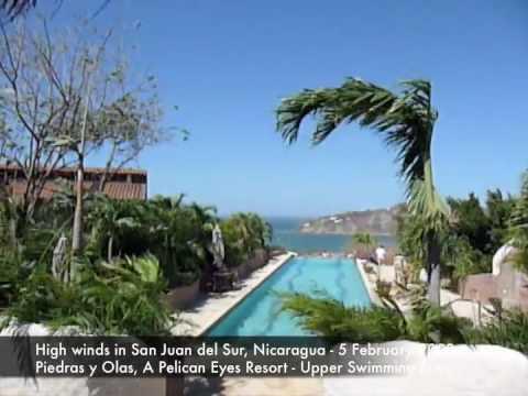 High Winds in San Juan del Sur