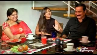 PMK CM Candidate Anbumani Ramadoss In Thalaivargalutan Promo(28/02/16) | Puthiya Thalaimurai TV