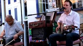 "Luke Philbrick  & Damon T - ""In My Time of Dying"""