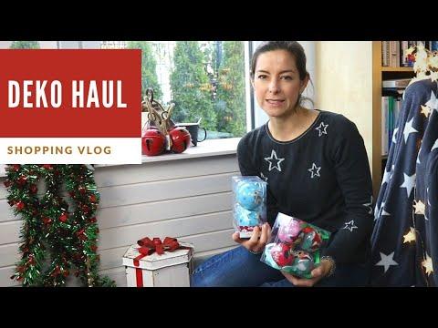 Weihnachtsdeko: Shopping & Haul |  gabelschereblog