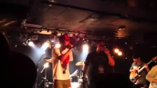 soul dimension Feat. JA-GE & MaL(Rub a Dub Market) / 120429BASS ADDICT JAPAN TOUR
