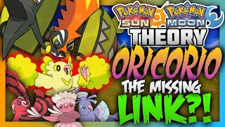 Oricorio's Link to the Island Deities? Pokemon Sun and Pokemon Moon Theory w/ Speqtor