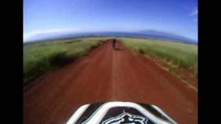 """The Meaning Of Life"" - The Offspring (Dirt Bike Riding on Maui)"