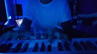 Anuel AA - Sola (Remix) Urbano Prodigy (Piano Cover)