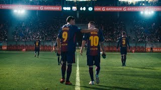 Messi & Luis Suárez: Everything Changes