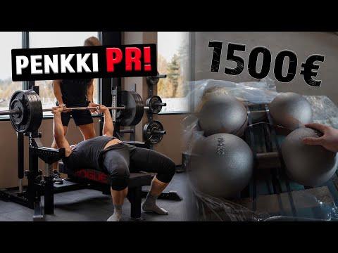 1500€ Unboxing Henrin kanssa | Penkki PR