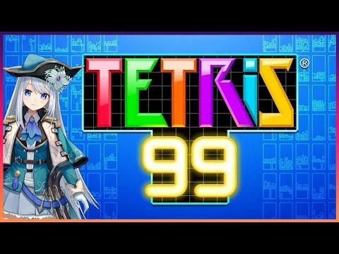【TETRIS 99】  -plays tetris bgm-