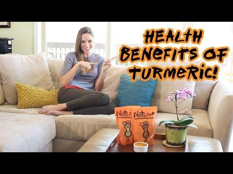 Health Benefits of Turmeric | Nuts.com