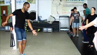 Ritmos Funaná - Workshop Trevo