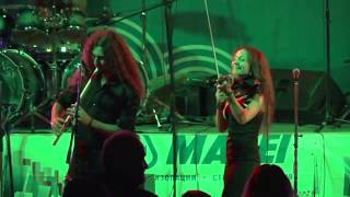 METALWINGS - Hartz (Live at Eleshnica Rock Fest 2017)