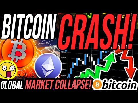 EMERGENCY 🚨 BITCOIN MARKET COLLAPSE ,000 NEXT?! CRYPTO HOLDERS NEED TO SEE THIS!! CRYPTO NEWS!!