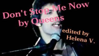 Don't Stop me Now - tradução do inglês para o português