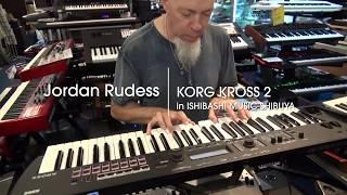 Jordan Rudess Plays KORG KROSS 2-61-MB