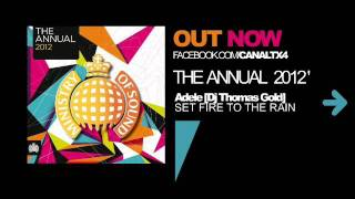 TX4 [The Annual 2012 by Ministry of Sound] [Adele - Set Fire to the Rain]