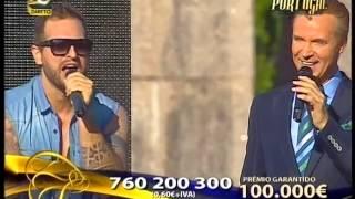 EMANUEL - DANÇA DA PAIXÃO - TVI
