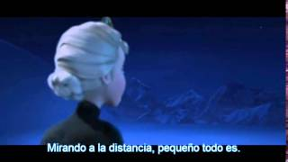 Libre Soy (Let it go Latino) | con letra