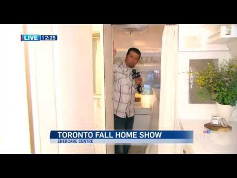 CTV News at Noon at the 2016 Toronto Fall Home Show clip 2
