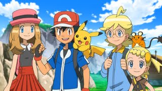 """Pokemon XY - """"Be a Hero"""" Song - Epic Piano Cover & Suite"""