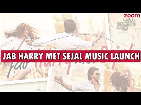 'Jab Harry Met Sejal' Music Launch | Shahrukh Khan's Special Request To Fans