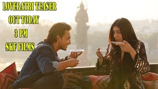 Loveratri Teaser At 3 Pm Today I Salman Khan I Ayush I Warina width=
