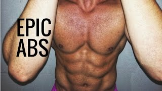 HOW TO GET SIX PACK ABS At Home ✔
