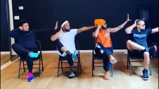 B2K Practice Dancing For The First Time In 20 Years For Millennium Tour