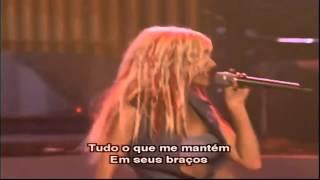 Cristina Aguilera   What. A Girl Wants legendado tradução em português  HD