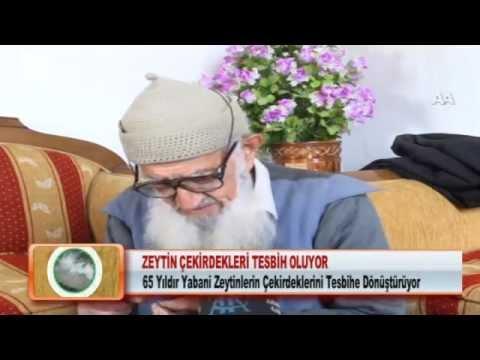 ZEYTİN ÇEKİRDEKLERİ TESBİH OLUYOR 27.02.2012