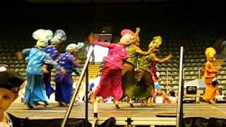 Abbotsford multicultural kids bhangra