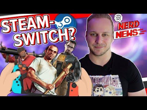 Steam mit eigener Switch Konsole? - NerdNews