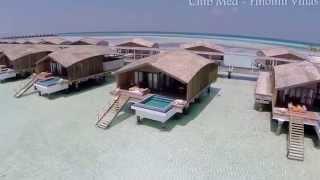 Euro-Divers Club Med Finohu Villas - Aerial Views