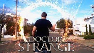 Doutor Estranho Portal- Efeito Teste