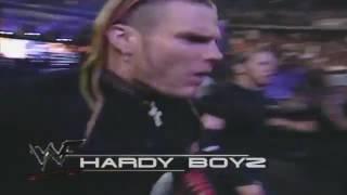 Jeff Hardy-Chris Danger Theme Tribute