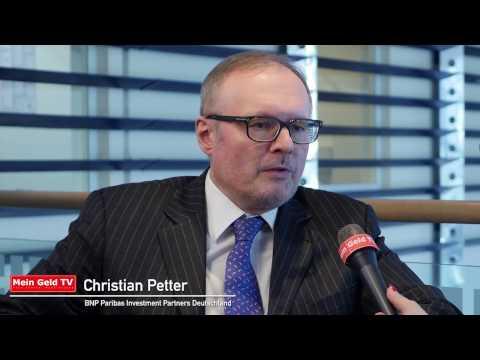 """BNP Paribas Investment Partners Deutschland: Christian Petter zum Thema """"Fonds mit Nachhaltigkeit"""""""""""