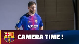 Behind the scenes at La Liga official videos for 2017/18