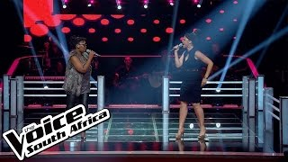 Tender vs Michelle - Irreplaceable | The Battles | The Voice SA Season 2