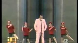Pippo Franco - Pinocchio chiò (Sanremo 1984)