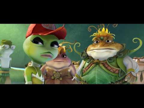 El Reino de las Ranas - Trailer español (HD)