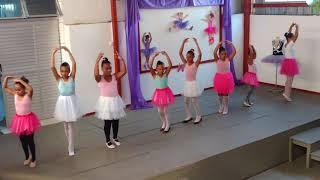 Amigas para sempre - Chiquititas (Prof. Mayra 2017) Ballet Vinha de Luz