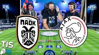 ΠΑΟΚ - AJAX | FIFA 19 | TechItSerious