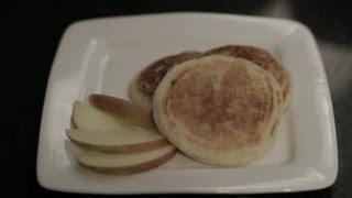 Vegan Applesauce Pancakes : Healthy Pancakes