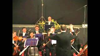 """Rondeau"" - de la Sinfonía de fanfarrias - Jean-Joseph Mouret"